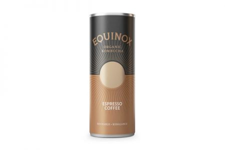 Equinox Kombucha launches coffee flavour