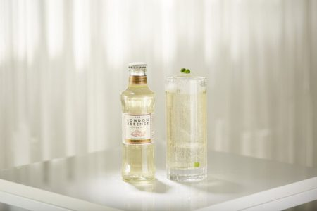 Four fresh and light cocktails from London Essence Company