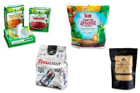 Winners from the Flexible Packaging Awards