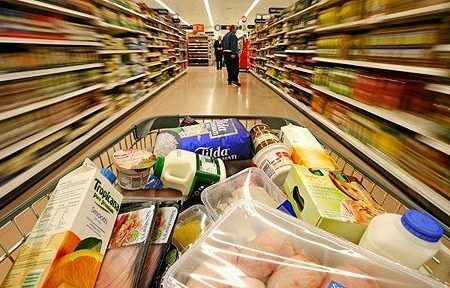 Cash-strapped consumers' concern over food prices