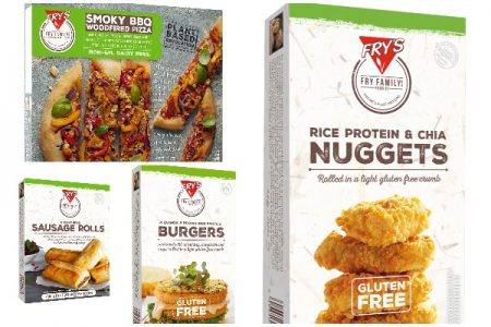Fry Family Food joins Livekindly to transform global food industry