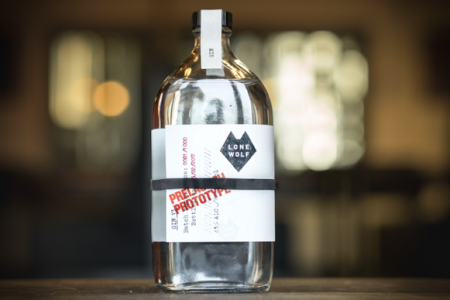 Pharma bottle gives gin craft appeal