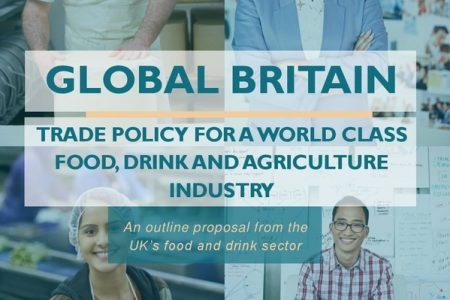 Food and drink supply chain outlines recommendations for Government's future UK trade policy