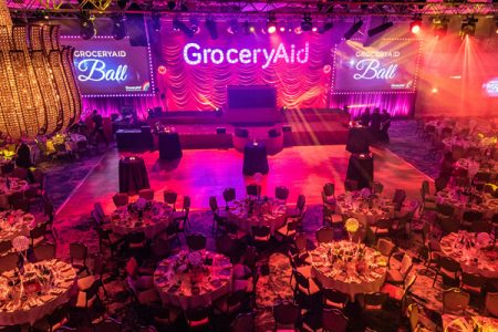 GroceryAid Ball raises record funds