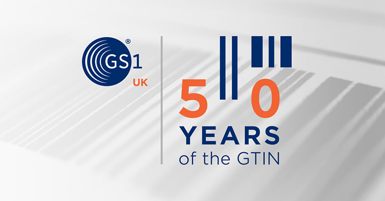GS1 UK celebrates 50 years of digitalisation in commerce, calls for collaboration towards next-generation barcodes