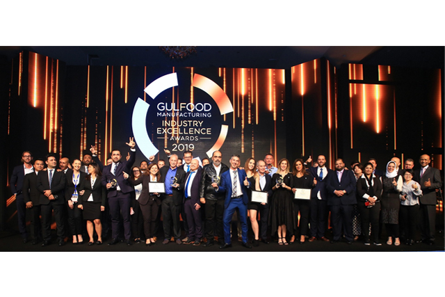 Innovators recognised at Gulfood Manufacturing Awards