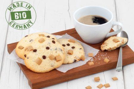 HERZA Schokolade presents trending new products at BioFach