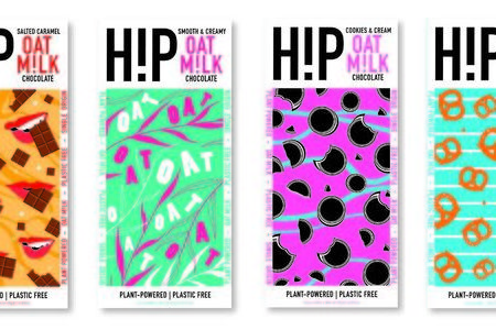 HiP is first to market with UK launch of Oat Milk Chocolate range