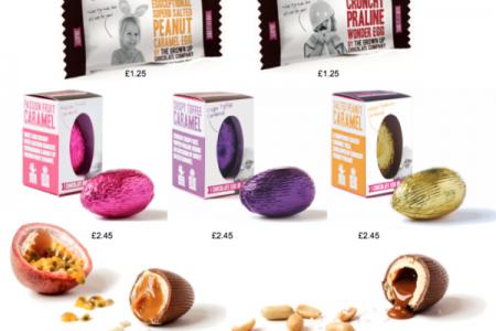 Easter eggs for grown-ups