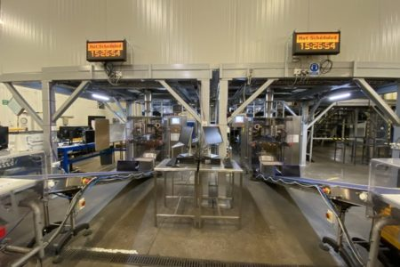 Potato packer sees increase in productivity with machinery investment