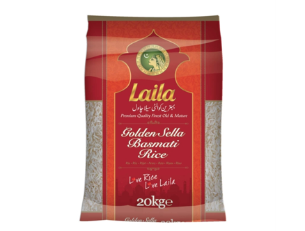 £5 million investment for Laila Rice