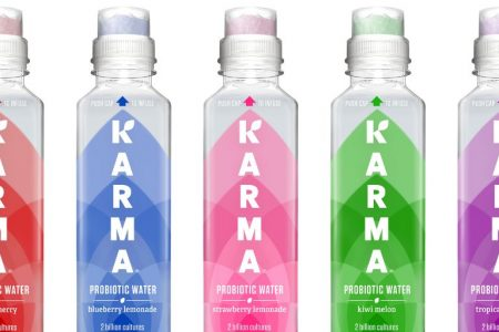 Constellation Brands collaborates with Karma Wellness Water