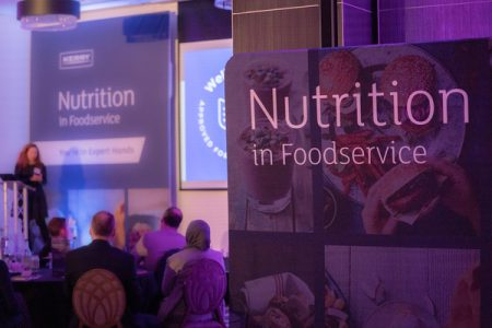 Foodservice leaders get a glimpse of the future at first of its kind nutrition conference