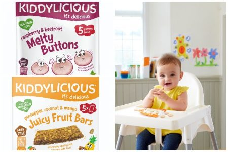 Flavoursome fuel for tiny tummies