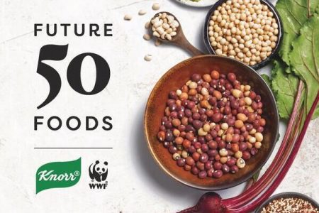 Unilever's Knorr aims to have 50% of its product portfolio plant-based by 2025