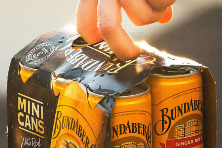 First-ever canning line for Bundaberg Brewed Drinks