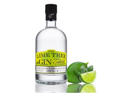 The English Drinks Company launches Lime Tree Gin