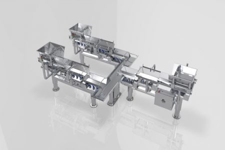 Tna develops turnkey blending system for food products