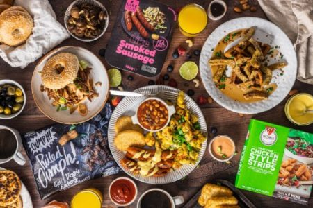Plant-Based food brands Fry's and Oumph! announced as official sponsors of Veganuary 2021