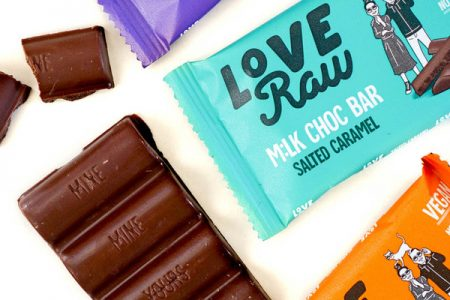 Love Raw beats Cadbury to launch milk chocolate vegan chocolate bar