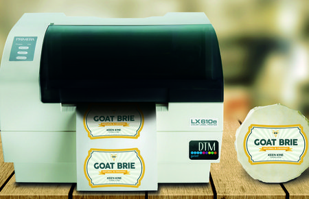 LX610e Pro & LX600e – the new dream team for the production of short runs of high-quality labels
