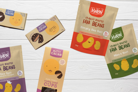 Nutty Cacao rebrands as Makan Snacks