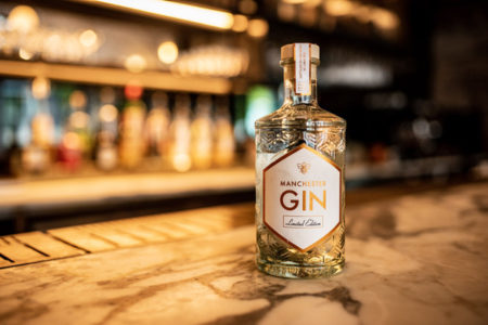 Manchester Gin launches its first limited edition festive inspired spirit