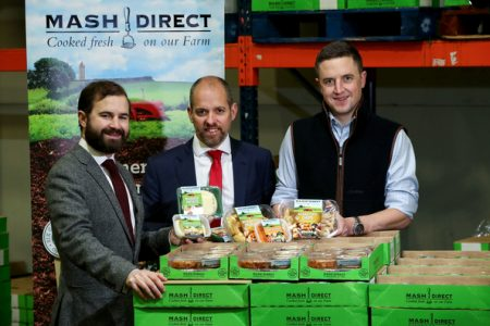 Mash Direct scales up to meet demand