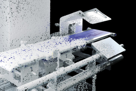 Mettler-Toledo's new Washdown Checkweighing Series minimises bacterial contamination risks in food manufacturing