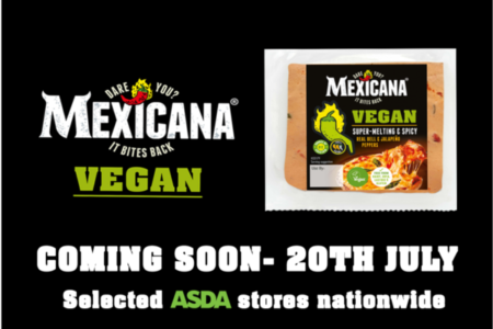 Mexicana vegan cheese launches