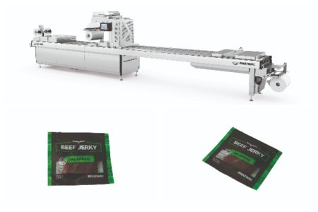 Multivac launches thermoforming packaging machine for snacks