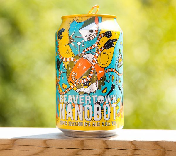Beavertown Brewery launches nanobot: a 2.8% 'super session' IPA