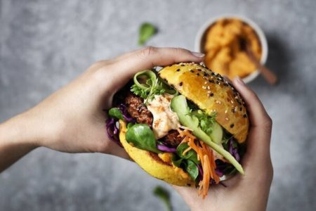 Nestlé's European plant-based burger takes on a new sensation