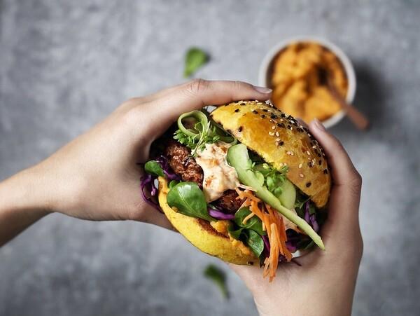 Nestlé's European plant-based burger takes on a new sensation