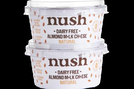 Nush launches gut-friendly spreadable vegan cheese