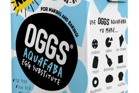 Oggs Aquafaba launches the first plant-based egg alternative