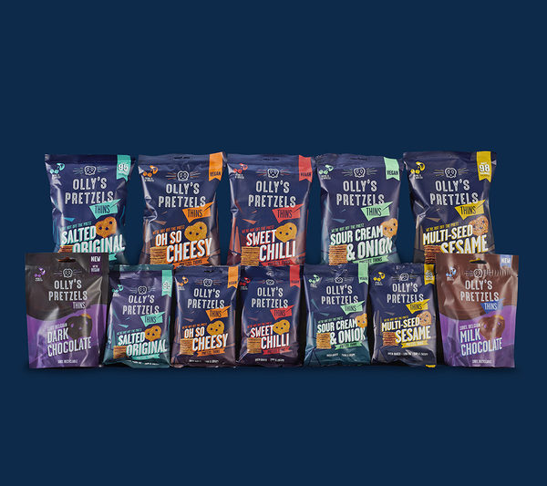 Olly's launches new wider range in Waitrose, Boots and Booth