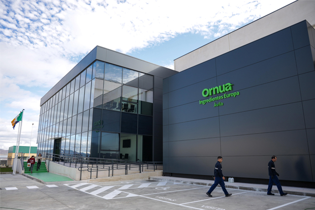 Ornua opens new pizza cheese facility in Spain