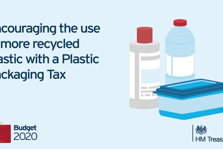 UK announces plastic packaging tax