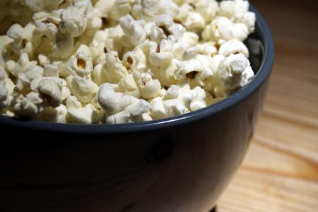 Innovation helps boost popcorn sales