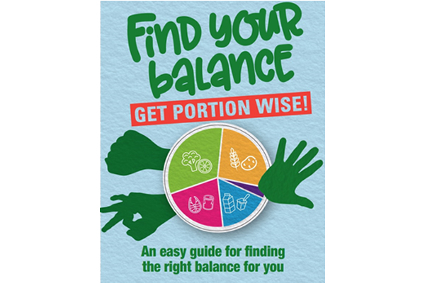 Get portion wise with new guide