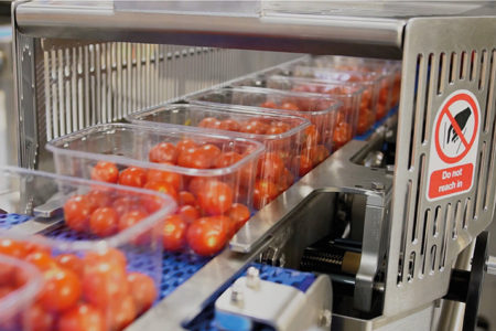 Proseal tray sealing machines prove invaluable for soft fruit growers