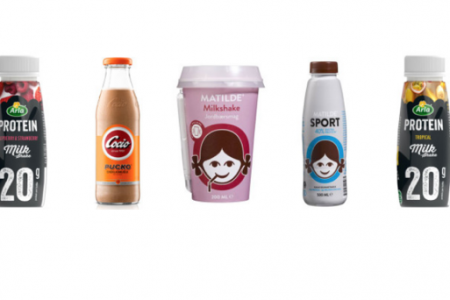 Arla to triple business in global beverage market