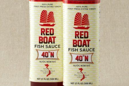 Fish sauce comes overseas