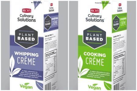 Rich's unveils 'just like dairy' cream alternatives