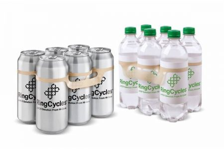 Hi-Cone launches RingCycles made with 50% recycled plastics