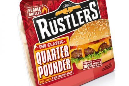 Kepak unveils new look for Rustlers brand