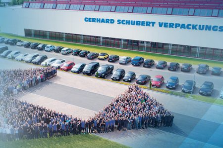 Gerhard Schubert awarded Factory of the Year