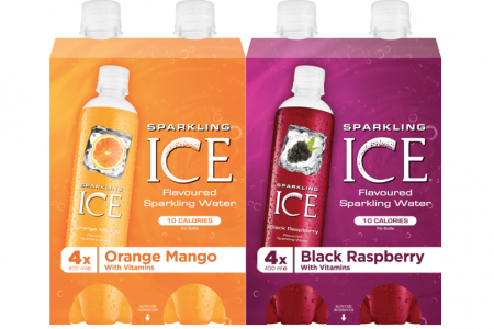 Sparkling Ice extends portfolio with four-pack launch