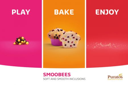 Puratos re-invents indulgence with Smoobees
